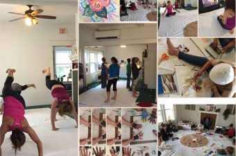 10 Bodies Art & Yoga Teacher Training Experience