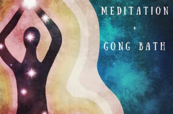 Evening Meditation and Gong with Satmitar